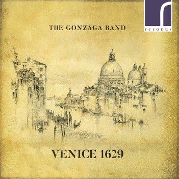 Venice 1629 album cover