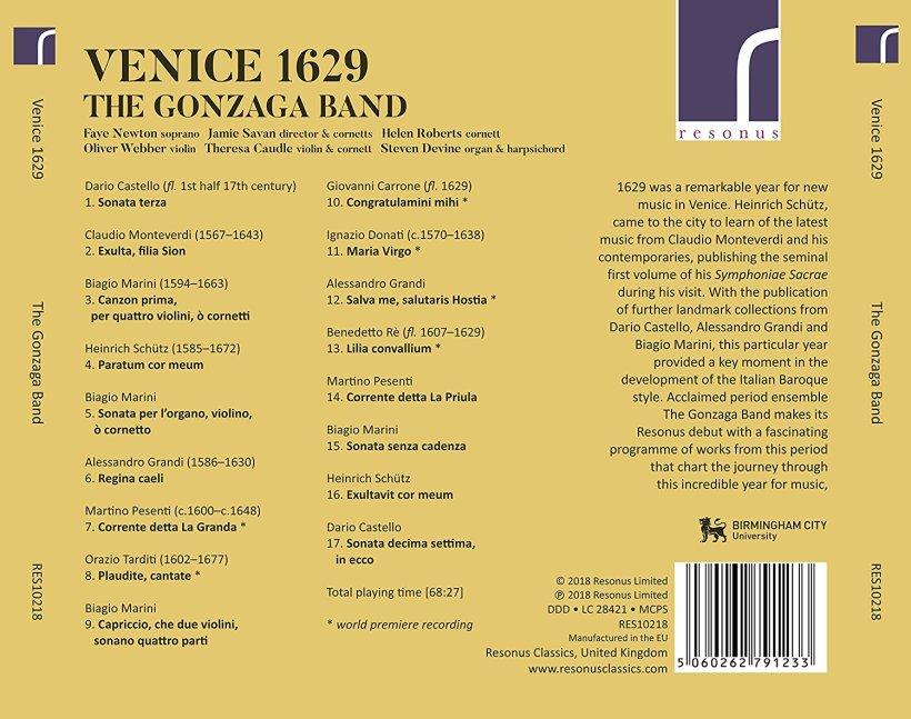 Venice 1629 back cover